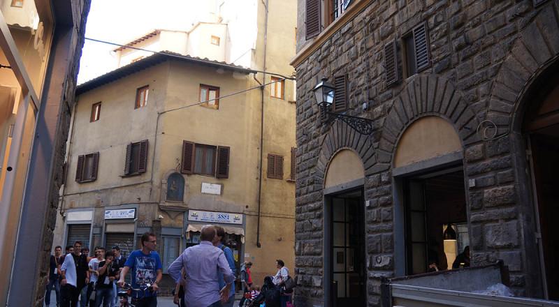 フィレンツェのバール、アルティジャナーレ