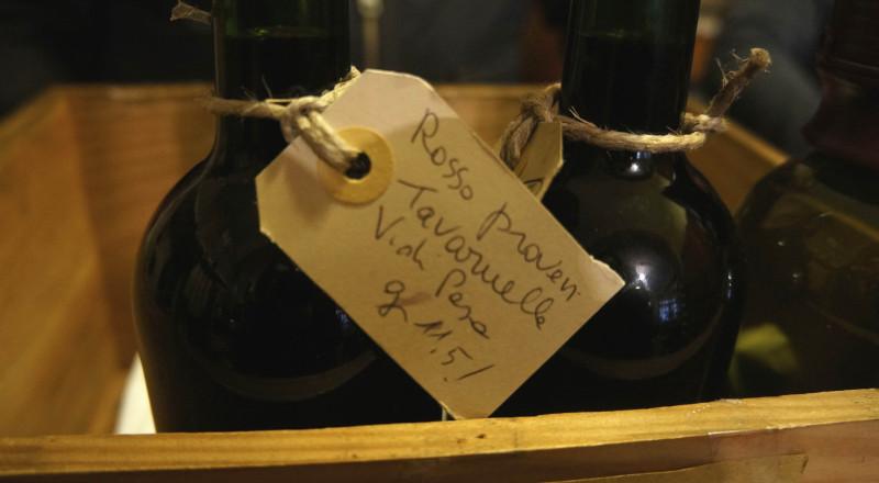 フィレンツェの量り売りワイン、バッコヌード