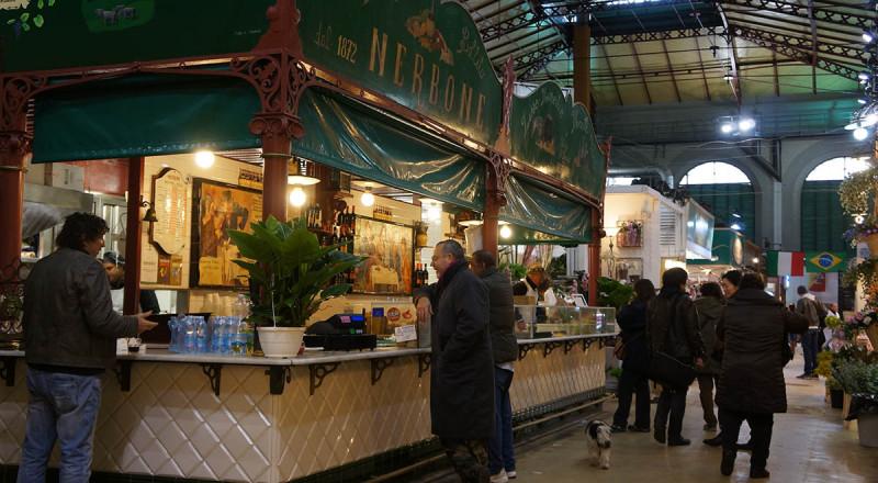 フィレンツェ中央市場、メルカート・チェントラーレ