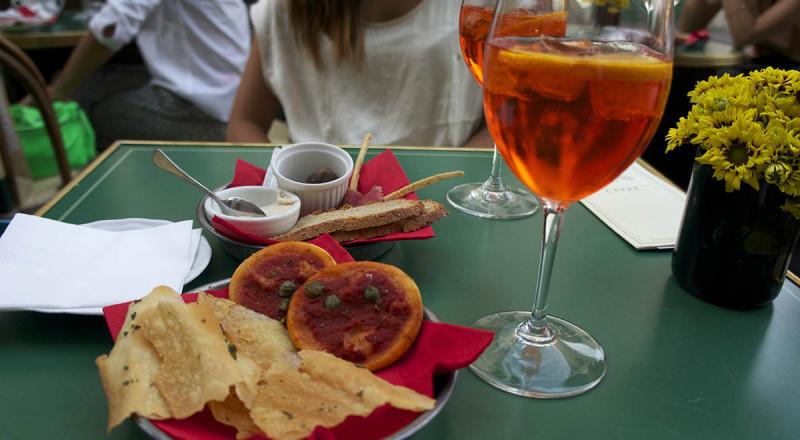 フィレンツェのバール、チブレオカフェ