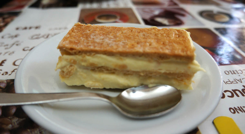 フィレンツェのお菓子屋さん、コージ