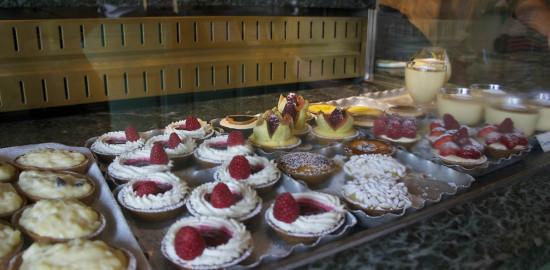 フィレンツェのお菓子屋さん、ドルチ・エ・ドルチェッツェ
