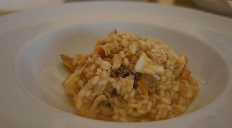 フィレンツェのレストラン、アロマ