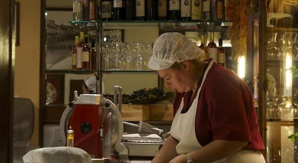 フィレンツェのフォカッチャ屋さん、ヴェラッツァーノ