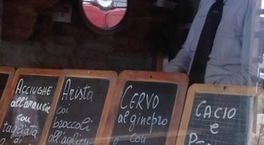 フィレンツェのパニーノ屋さん、セメル
