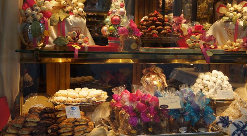フィレンツェのお菓子屋さん、ジッリ