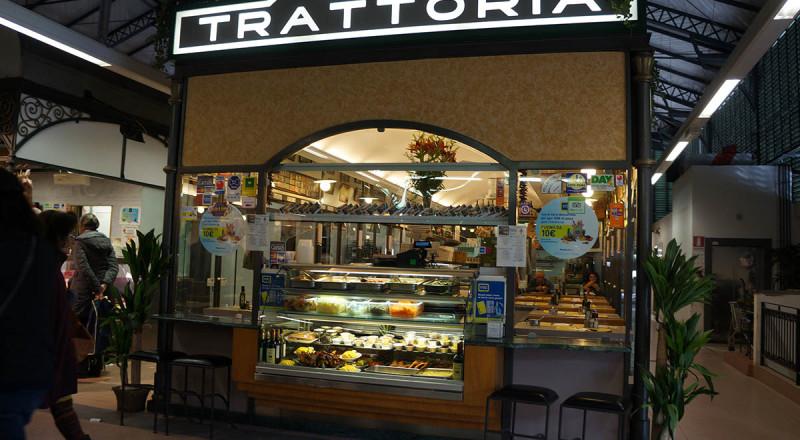フィレンツェの食堂、ダ・ロッコ