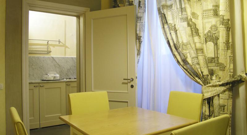 フィレンツェの滞在型アパート、ピッコロプレミアム