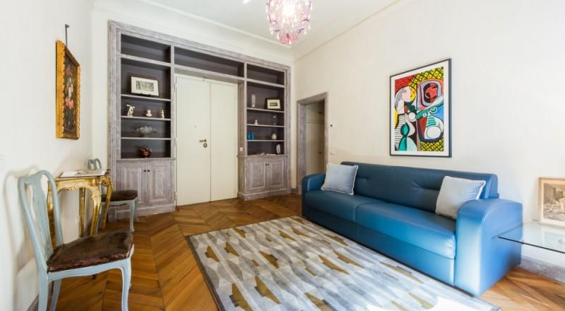 フィレンツェの滞在型アパート、アポストリブルー