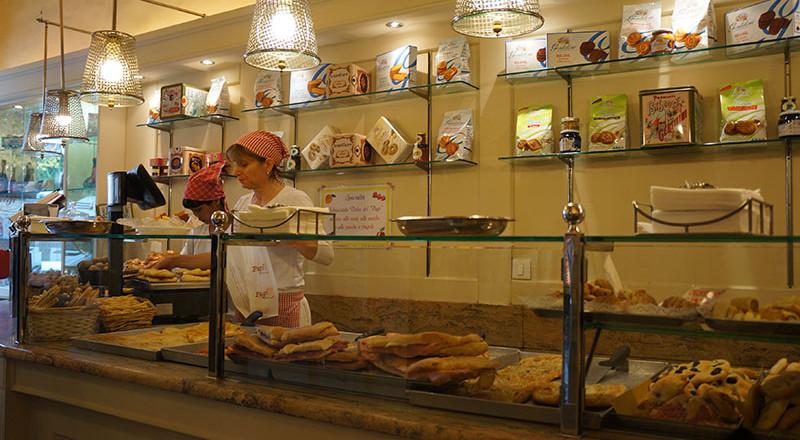 フィレンツェのパン屋さん、プージ