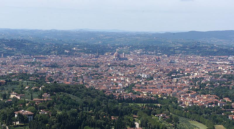 フィレンツェから日帰りで行ける町、フィエーゾレ