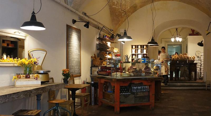 フィレンツェのパン屋さんサントフォルノ
