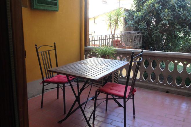 フィレンツェのアパート、ジャルディーノ