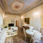 フィレンツェのアパート滞在