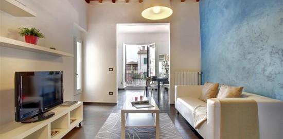 フィレンツェの滞在型アパート、サンガッロ・スイート