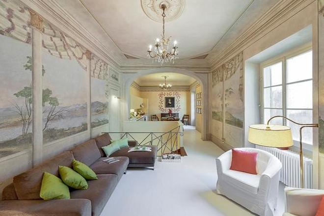 フィレンツェの滞在型アパート、カッライア