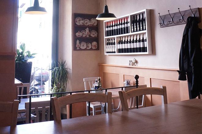 フィレンツェのレストラン、イル・グッショ