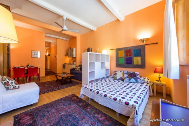 フィレンツェの滞在型アパート、オルト