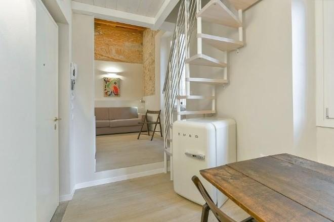 フィレンツェのアパート、コンティのキッチン5