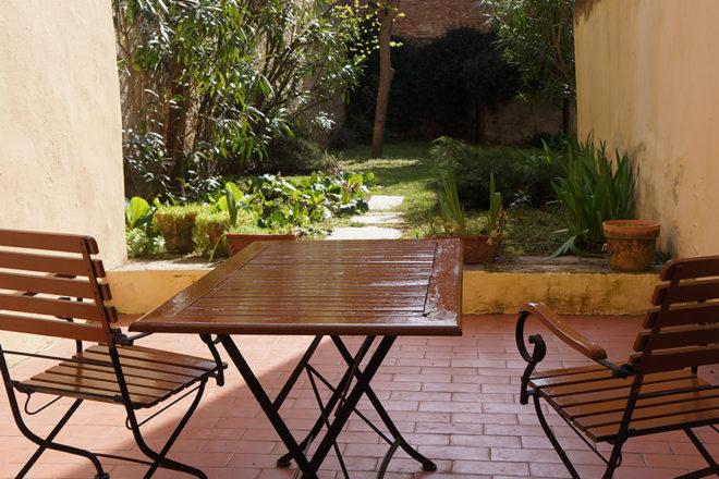 フィレンツェの滞在型アパート、ジャルディーノ・ドゥーエ