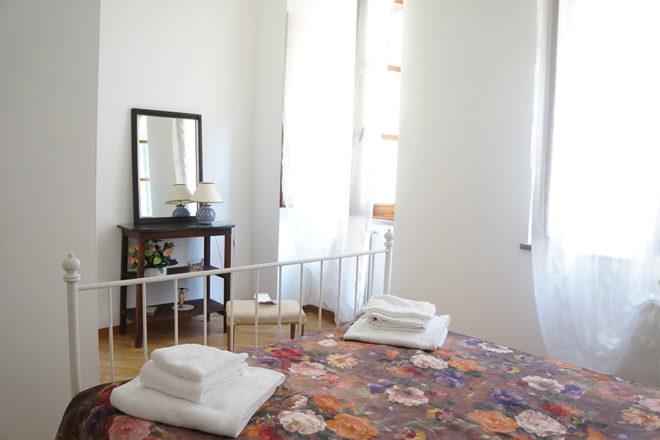 フィレンツェのアパート、フェデリギ寝室2