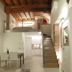 フィレンツェのアパート,チェルキのリビング