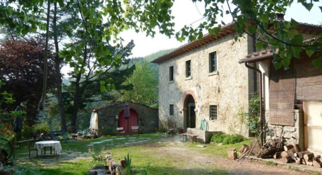 フィレンツェ 田舎
